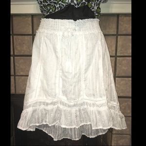 NWT Hi-low Skirt